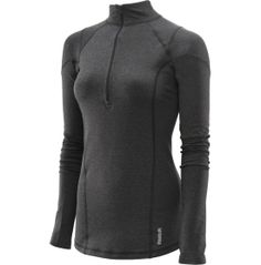 Reebok Women's Cold Weather Compression Heathered Quarter Zip - Dick's Sporting Goods