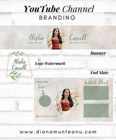 Youtube Banner Design, Design Youtube, Youtube Banners, Channel Branding, Channel Logo, Start Youtube Channel, Youtube Banner Backgrounds, Youtube Editing, Picsart