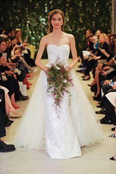 Carolina Herrera Bridal Spring 2016 - Collection - Gallery - Style.com