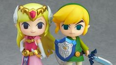 Wind Waker Zelda Nendroid Now Available For Pre-Order - IGN