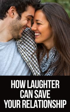 How laughter can save your relationship