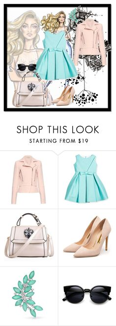 """""""Untitled #71"""" by seemraaa ❤ liked on Polyvore featuring Balenciaga, Helena, Relaxfeel, Rupert Sanderson, Bling Jewelry, women's clothing, women, female, woman and misses"""