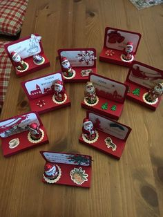 Wonderful Totally Free Xmas crafts candy Strategies Obtaining a nights Christmas create idea brainstorming. Christmas Craft Fair, Christmas Crafts To Make, Stampin Up Christmas, Valentine Day Crafts, Christmas Projects, Christmas Cards, Christmas Ornaments, Craft Fair Table, Deco Table Noel