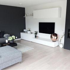 Interior design tips Living Room Decor Cozy, Living Room Tv, Home And Living, Bedroom Decor, Living Room Inspiration, Home Decor Inspiration, Apartment Design, Home Interior Design, Living Room Designs