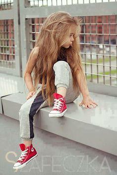 Cute girl :)