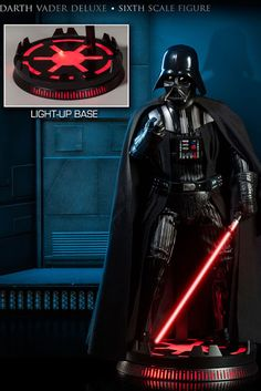 toyhaven: Sideshow Collectibles Star Wars Episode VI: Return of the Jedi 1/6 Darth Vader Deluxe Figure