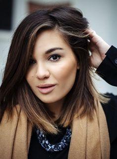 Perfect Fall Ombre for Medium Hair - Hair Colour Ideas for 2015