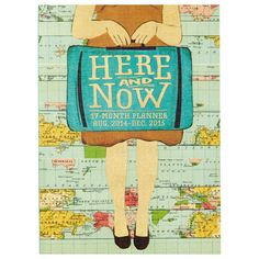2014-2015 Take Me With You Planner - Here and Now by Studio Oh! | Gifts | chapters.indigo.ca