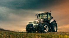Tractor Computer Wallpapers, Desktop Backgrounds | 2560x1440 | ID ...