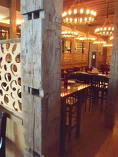 Restaurant Design Gallery | Pioneer Millworks