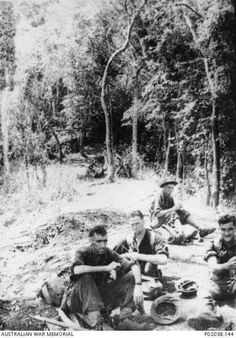 """Kokoda.  Eora creek area . At 3pm on 30th August,  Potts ordered a full Maroubra force withdrawal to Eora Creek, that small cramped area of flat land surrounded by towering mountains on all sides, which was never a village as the native people knew it was not suitable - yet circumstances forced it to be an ADS and a staging point for many men during this retreat. Both Peter Brune in """" A Bastard of a Place"""" and Bill James in Field Guide to the Kokoda Track give detailed accounts of where the…"""