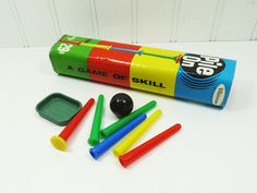 Pile On Game 1962 Whitman Stacking Game of Skill by naturegirl22