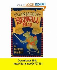 Redwall Map (with The Redwall Riddler) (9780399232480) Brian Jacques , ISBN-10: 0399232486  , ISBN-13: 978-0399232480 ,  , tutorials , pdf , ebook , torrent , downloads , rapidshare , filesonic , hotfile , megaupload , fileserve