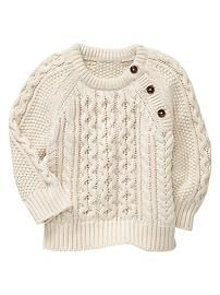 Baby Boys' Sweaters: cardigans, cotton sweaters, knit sweater vests, hoodies at babyGap | Gap