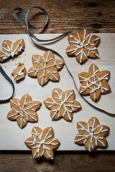 Gingerbread stars by magshendey