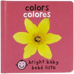 Bright Baby Spanish Bilingual Board Books $4.95