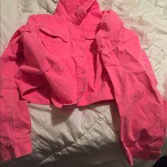 Jean jacket Worn lei Jackets & Coats Jean Jackets