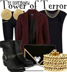 Black Pants, Black Shirt, and Maroon Blazer