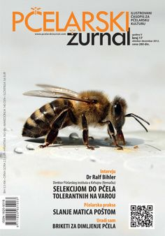 PČELARSKI ŽURNAL br. 17 - oktobar 2012. pcelarskizurnal.blogspot.com