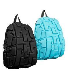 Creative Blok Backpack ($48) | 16 Cool Backpacks at The Mindful Shopper