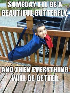 This kid...