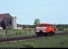 RailPictures.Net Photo: CP 297 Canadian Pacific Railway Track Inspection Vehicle at Medonte, Ontario, Canada by Extra 127 South
