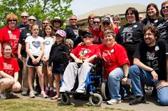 The Durham Region Walk for Muscular Dystrophy!