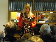 Kitty Coles reading at Brittle Star Launch, Barbican Library Nov 2013 Brittle Star, Star Magazine, Barbican, Product Launch, Kitty, Stars, Reading, Little Kitty, Kitty Cats
