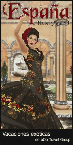 Strong desire to learn flamenco . Spanish Art, Spanish Culture, Spanish Heritage, Illustrations Vintage, Poster Ads, Dance Poses, Dance Art, Vintage Travel Posters, Vintage Advertisements