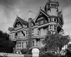 Haas-Lilienthal House was designed by Peter R. Schmidt in 1886. As the only period era home open to the public in San Francisco, the house beautifully exemplifies upper-middle class life in the Victorian era