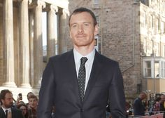 Michael Fassbender attending the UK premiere of Macbeth at the Festival Theatre in Edinburgh, Scotland