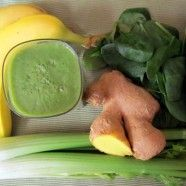 2 Ginger Smoothie Recipes, Plus Health Benefits of Ginger