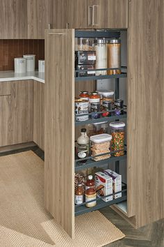 Omega Cabinetry offers cabinet organization products for all your kitchen and home cabinets. Find organization products for base, tall and wall cabinets. Utility Cabinets, Storage Cabinets, Kitchen Cabinets, Tall Cabinets, Kitchen Sink, Kitchen Cabinet Organization, Kitchen Storage, Homecrest Cabinets, Custom Cabinetry