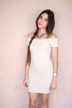 Fynn Off The Shoulder Dress