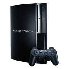 Sony PlayStation 3 - Who else...but my oldest son who wants to be able to play NHL12 (and NHL13...and NHL14...etc etc etc...) on it.  How about you get a job...son?  Oh...yeah...you're only 10.  :( Rats.