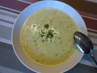 Rezept Gurkensuppe von Nickl - Rezept der Kategorie Suppen