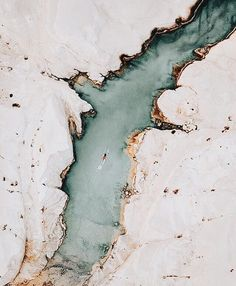 The wild, rocky, minimal landscape and those pale, neutral colours. I would love to be paddling alone through that clear blue water. True escapism and wanderlust. What an adventure. Adventure Photography, Travel Photography, Drone Photography, Photography Ideas, Photography Accessories, People Photography, Landscape Photography, The Places Youll Go, Places To Go