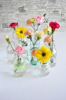 Decoração Flores