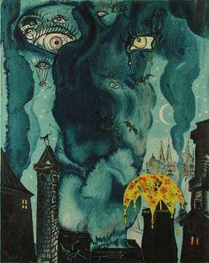 The Sandman, 1966, Salvador Dalí