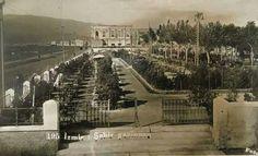 Kordonboyu Nato binasının olduğu yerde bulunan Şehir Gazinosu, 1930'lu yıllar.