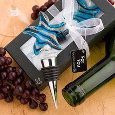 Beach wedding favor idea.. Love this Wine Bottle Stoppers, Starfish, Wedding Favors, Glass, Party, Garden, Ebay, Decor, Decoration