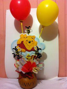 fiesta infantil winnie pooh - Buscar con Google