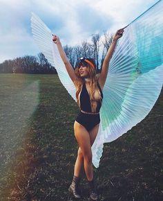 Iridescent Wings by EDQueenDesigns on Etsy