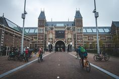 A day at the Rijksmuseum in Amsterdam!
