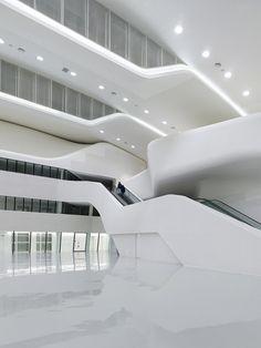 Galería - Plaza Dongdaemun / Zaha Hadid Architects - 11