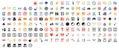 The Museum of Modern Art has acquired the original set of 176 emoji that were designed by Shigetaka Kurita.