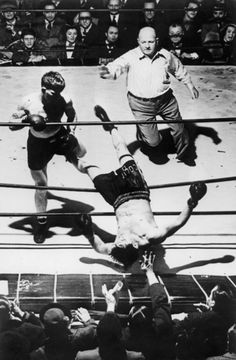 Jack Dempsey vs. Luis Ángel Firpo (1923)