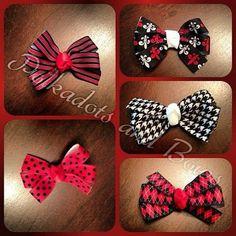 $10 Boutique style bows - set of 5