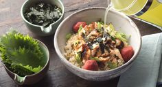 Transform leftover rice into a salmon dish you'll never forget.
