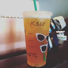 I want to now be known as Kale.  #starbucks #namegame